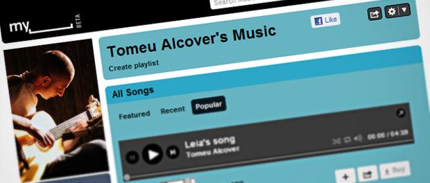 MySpace Tomeu Alcover   Free Music, Tour Dates, Photos, Videos