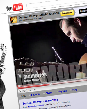 Check out the official YouTube channel of Tomeu Alcover