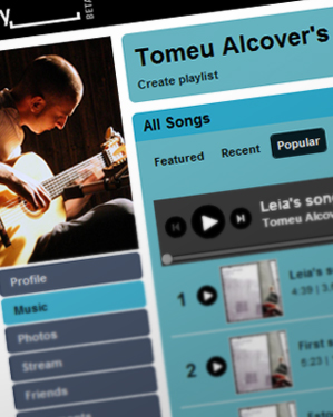 Tomeu Alcover's official MySpace profile including the latest music, albums, songs, music videos and more updates. Check it out!